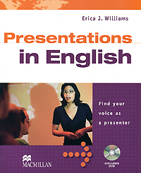 Presentations in English (+ DVD-ROM) presentations in english dvd rom