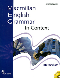 Macmillan English Grammar in Context: Intermediate Level (+ CD-ROM) шишкина и тренажер по грамматике английского языка english grammar practice book 4 класс ко всем действующим учебникам