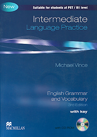 Intermediate Language Practice: With Key: English Grammar and Vocabulary (+ CD-ROM) language practice intermediate сd