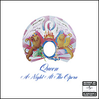 Queen Queen. A Night At The Opera queen a night at the opera lp