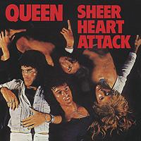 Queen Queen. Sheer Heart Attack queen queen hot space 180 gr