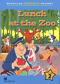 Lunch at the Zoo Reader: Level 2 lunch box