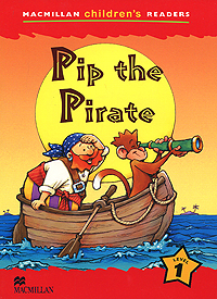 Pip the Pirate: Level 1 pirate jack level 2