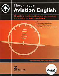 Check Your Aviation English (+ 2 CD-ROM) check your vocabulary for toeic