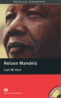 Nelson Mandela: Pre-Intermediate Level (+ 2 CD-ROM) купить