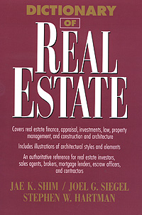 Dictionary of Real Estate gary grabel wealth opportunities in commercial real estate management financing and marketing of investment properties