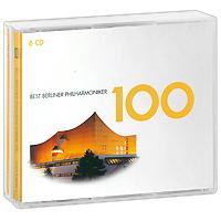 100 Best Berliner Philharmoniker (6 CD)