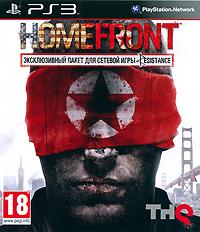 Homefront (PS3) playstation