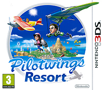Pilotwings Resort (3DS)