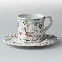 Чайная пара House & Holder Букингем LUNA09-1102/1