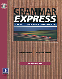 Grammar Express: For Self-Study and Classroom Use (+ CD-ROM) mccarthy m english vocabulary in use upper intermediate 3 ed with answ cd rom английская лексика