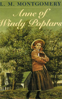 Anne of Windy Poplars what she left