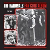 The Rationals. Fan Club Album (LP)