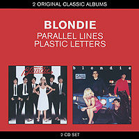 Blondie.  Parallel Lines / Plastic Letters (2 CD) EMI Records Ltd.,ООО Музыка