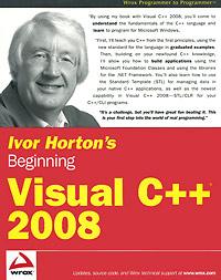 Ivor Horton's Beginning Visual C++ 2008 italian visual phrase book