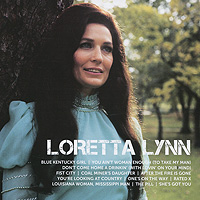 Loretta Lynn. Icon