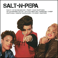 Salt-N-Pepa Salt-N-Pepa. Icon the jam the jam all mod cons lp