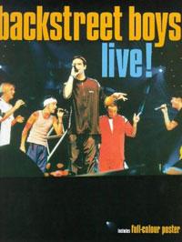 Backstrt Boys Live Str Of Pd.24/3/98