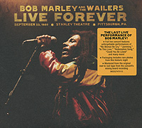 Bob Marley And The Wailers. Live Forever (2 CD)
