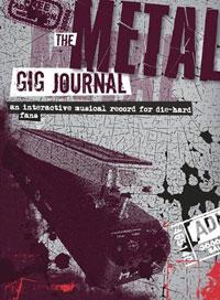 Gig Journal Metal Pd08/10/09