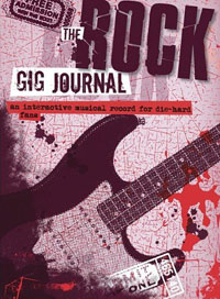 Gig Journal Rock Pd08/10/09
