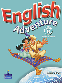 цены  English Adventure: Starter B: Pupils Book