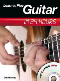 Learn Play Guitar 24 Hrs Compact Ed