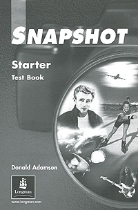 Snapshot: Starter: Test Book carol barrett upbeat starter test book level a1