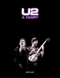 Mcgee Matt U2 A Diary Bam diary