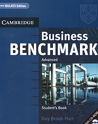 Business Benchmark: Student's Book (+ CD-ROM) цветкова татьяна константиновна english grammar practice учебное пособие