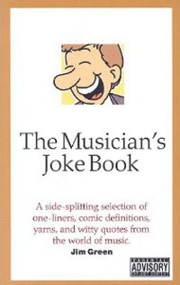 Musicians Joke Book the funniest christmas joke book ever
