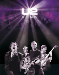 U2 A Diary Update Pd2011 diary