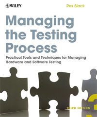 Managing the Testing Process: Practical Tools and Techniques for Managing Hardware and Software Testing chip espinoza managing the millennials discover the core competencies for managing today s workforce