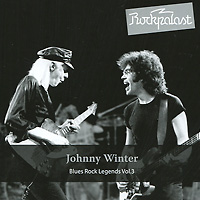 Johnny Winter. Blues Rock Legends. Vol.3 (2 CD)