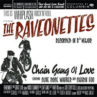 The Raveonettes The Raveonettes. Chain Gang Of Love (LP) new fashion hollow leaves love zircon sweater chain pendant necklace