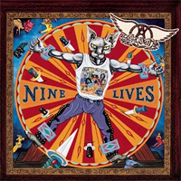 """Aerosmith"" Aerosmith. Nine Lives (2 LP)"