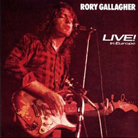 Рори Галлахер GALLAGHER, RORY Live In Europe -Hq- LP free shipping new tl electric guitar bridge in chrome hq 02