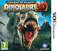 Combat of Giants: Dinosaurs 3D (3DS) combat of giants dinosaurs 3d 3ds