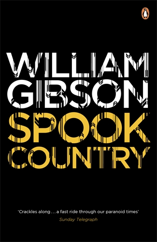 Spook Country spook s slither s tale