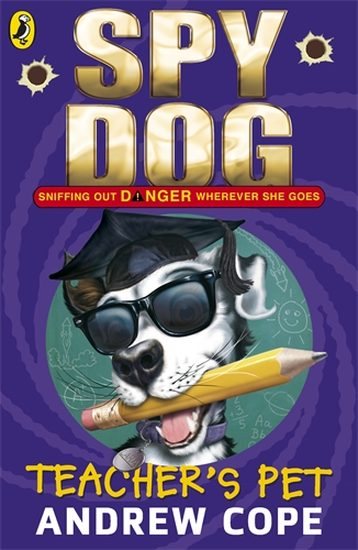 Spy Dog Teacher's Pet чайник lara lr00 05
