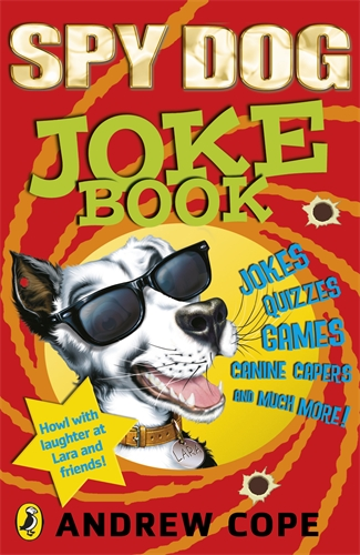 Spy Dog Joke Book the funniest christmas joke book ever