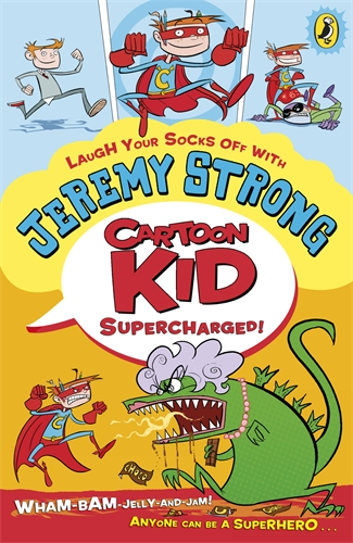 Cartoon Kid - Supercharged! kid s box level 2 pupil s book