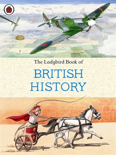 The Ladybird Book of British History king john and magna carta a ladybird adventure from history book