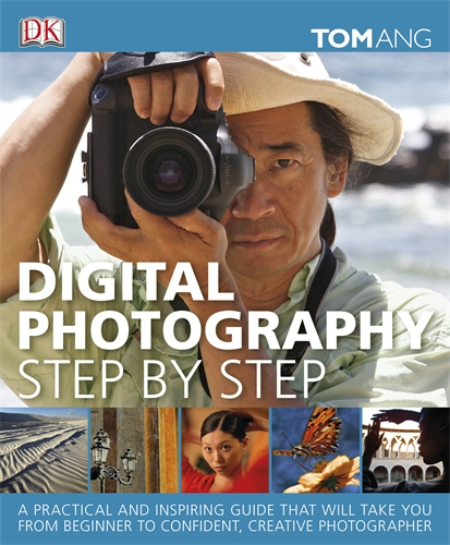 Digital Photography Step by Step the ninth step