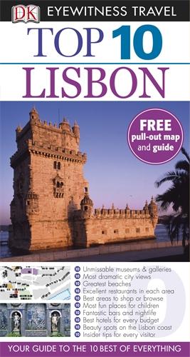 DK Eyewitness Top 10 Travel Guide: Lisbon pocket rough guide lisbon