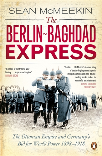 The Berlin-Baghdad Express crossroads of empire – the middle colonies in british north america