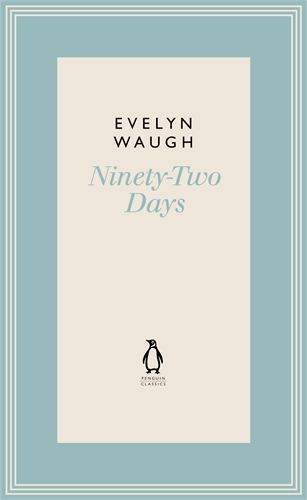 Ninety-Two Days (7) waugh in abyssinia