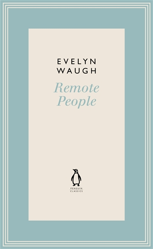 Remote People (5) waugh in abyssinia