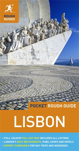 Pocket Rough Guide Lisbon the night in lisbon