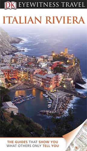 DK Eyewitness Travel Guide: Italian Riviera italian visual phrase book